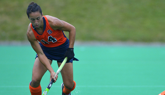 Syracuse field hockey's Laura Hurff attempts to fill void of 'legend' Alyssa Manley