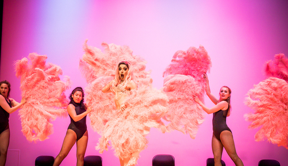 Video: Inside Pride Union's 15th Annual Drag Show Finals
