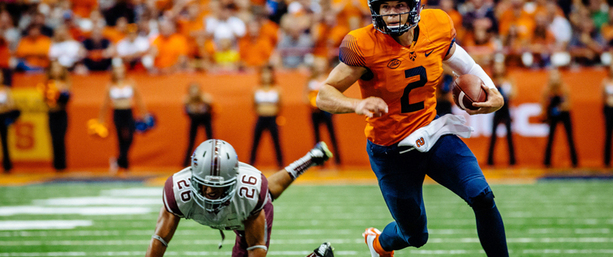 Junior quarterback Eric Dungey named to Maxwell Award watch list